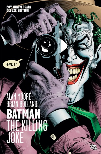Batman - Rire et Mourir 1 - The killing joke