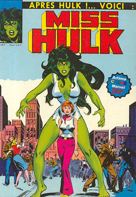 Miss Hulk 1 - Miss Hulk