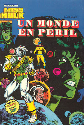 Miss Hulk 5 - Un monde en péril