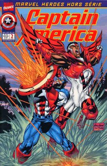 Marvel Heroes 2 - Captain America