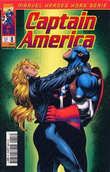 Marvel Heroes 8 - Captain America