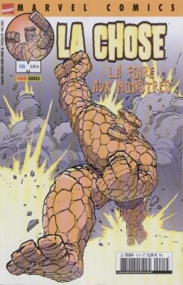 Marvel Heroes 15 - La Chose - La foire aux monstres