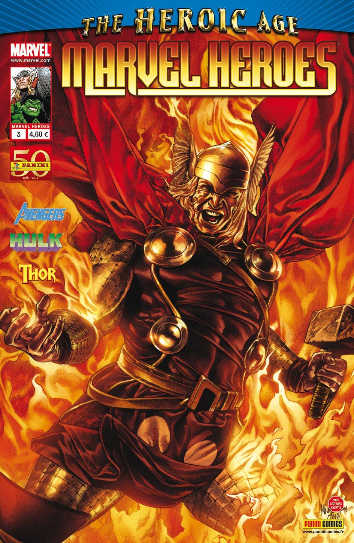 Marvel Heroes 3 - Chiens de guerre