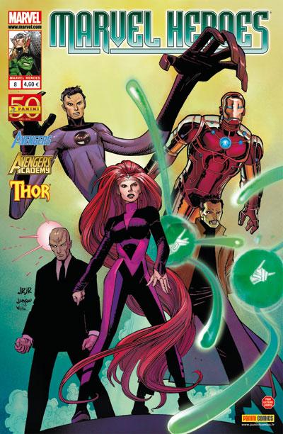 Marvel Heroes 8 - 8