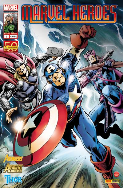 Marvel Heroes 9 - 9
