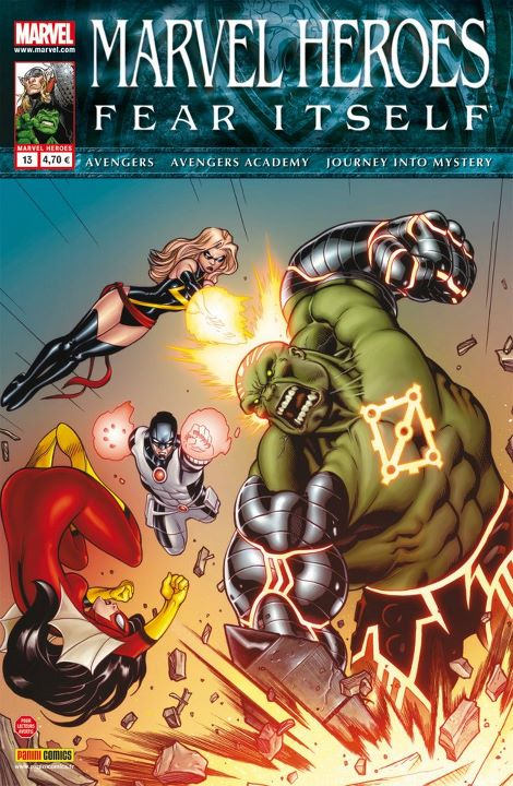 Marvel Heroes 13
