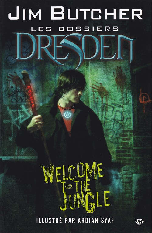 Les Dossiers Dresden - Welcome to the Jungle 1 - Welcome to the jungle