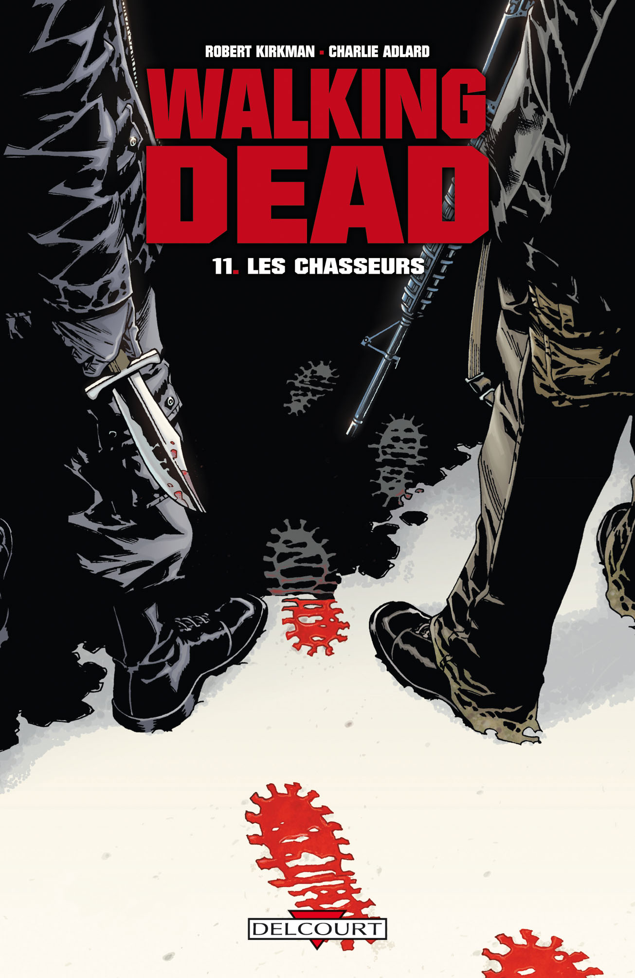 Walking Dead 11 - Les Chasseurs