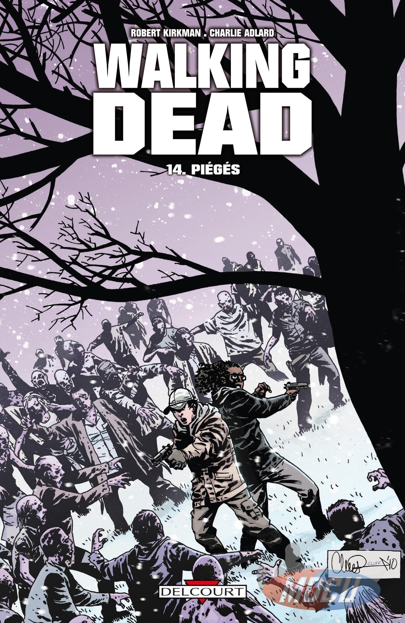 Walking Dead 14 - Piégés
