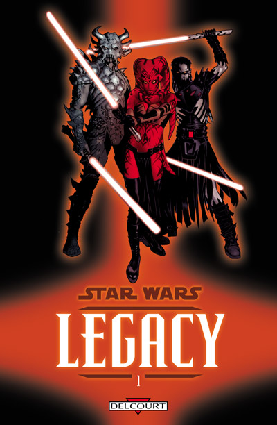 Star Wars - Legacy 1 - Anéanti
