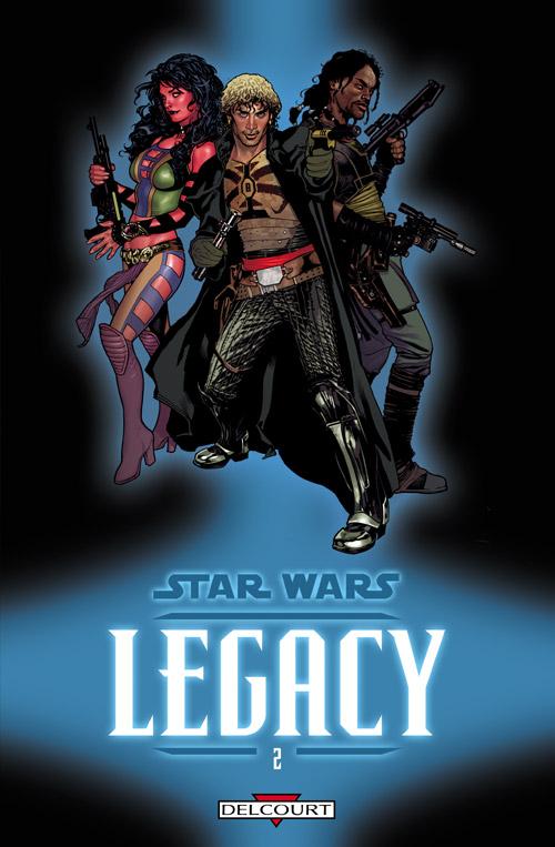 Star Wars - Legacy 2 - Question de confiance