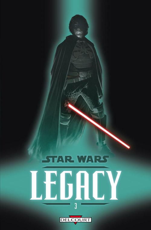 Star Wars - Legacy 3 - Les griffes du dragon