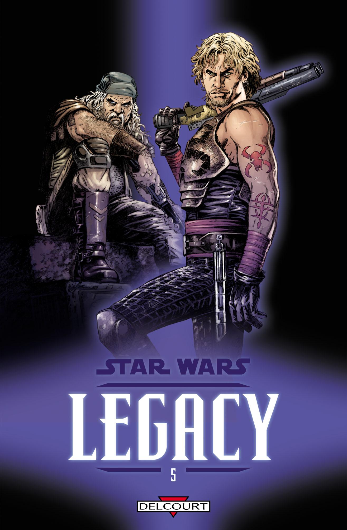 Star Wars - Legacy 5 - Loyauté