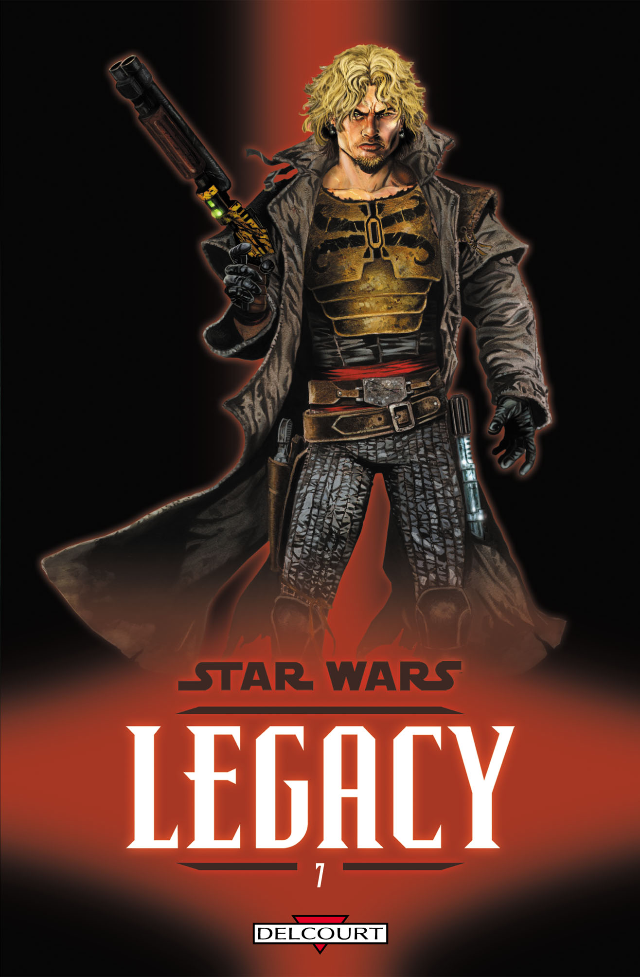 Star Wars - Legacy 7 - Tatooine