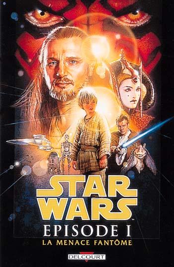 Star Wars 1 - Episode I - La menace fantôme