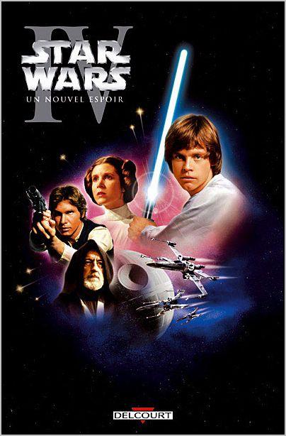 Star Wars 4 - Episode IV - Un nouvel espoir (Réédition 2004)