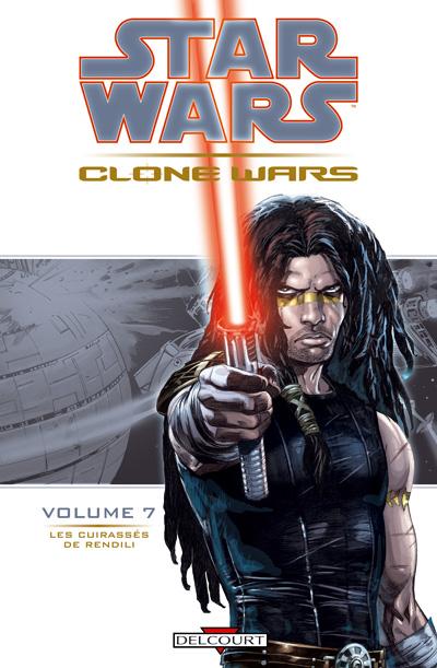 Star Wars - Clone Wars 7 - Les cuirassés de Rendili