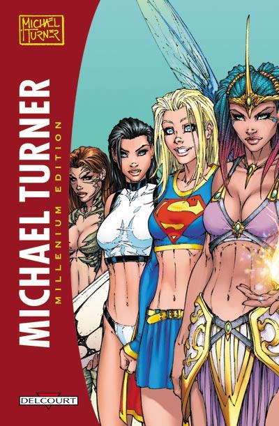 Michael Turner Millenium Edition 1 - Michael Turner Millenium Edition