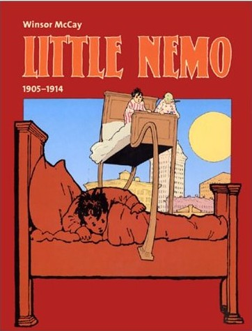 Little Nemo in Slumberland 1 - 1905-1914