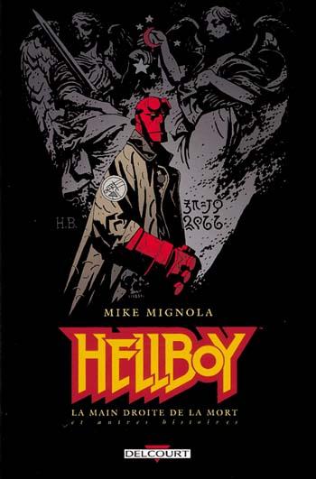 Hellboy 4 - La main droite de la mort et autres histoires
