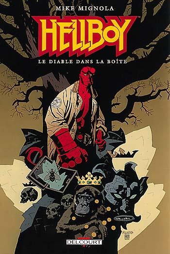 Hellboy 5 - Le diable dans la boîte