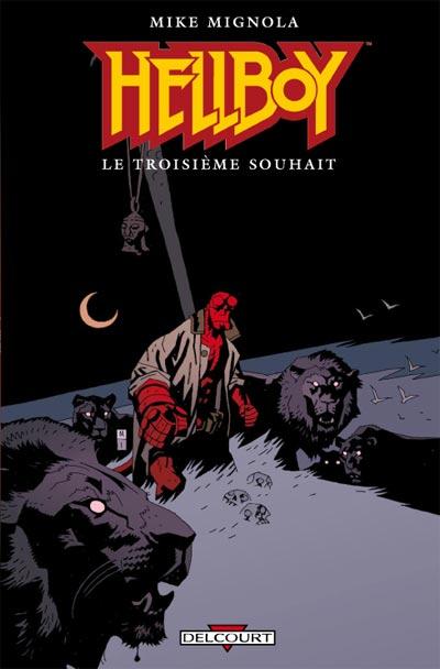 Hellboy 7 - Le Troisième Souhait