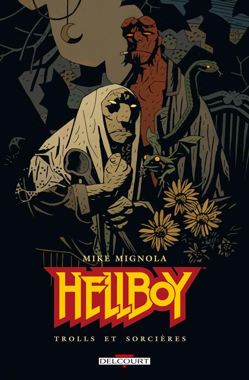 Hellboy 8 - Trolls et sorcières
