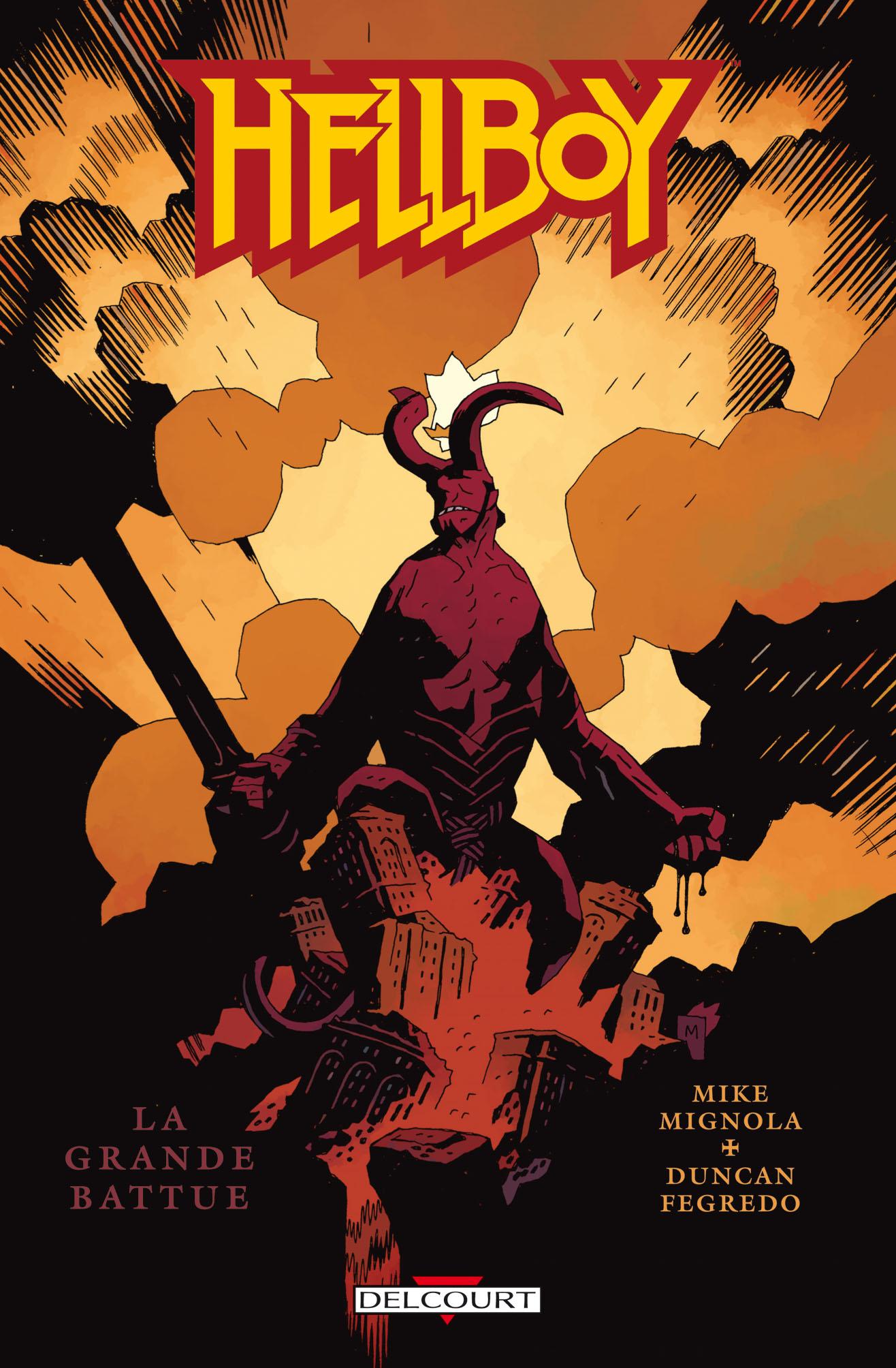 Hellboy 10 - La Grande Battue