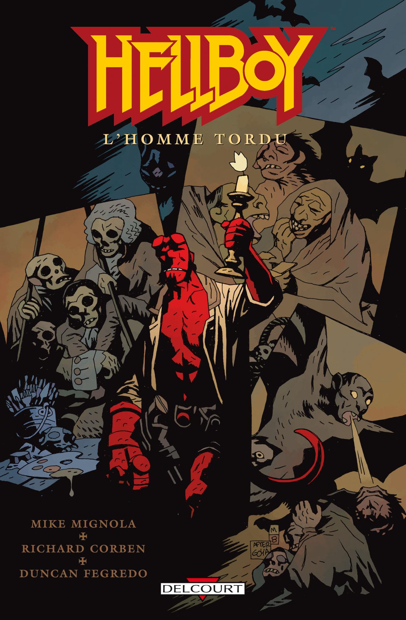 Hellboy 11 - L'homme tordu