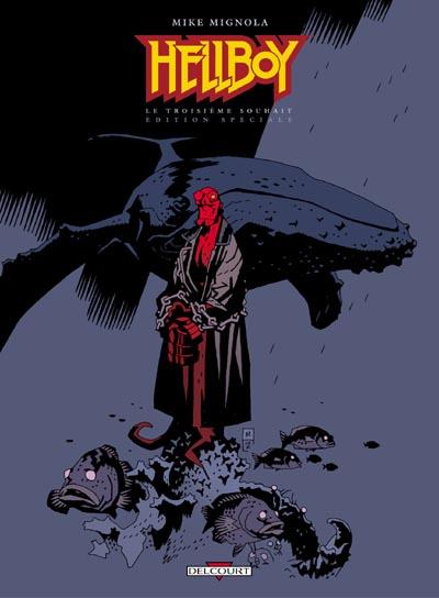 Hellboy 7 - Le troisième souhait - Edition spéciale