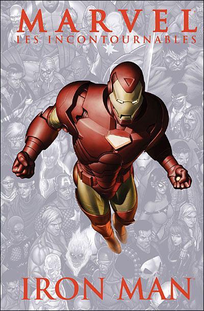 Marvel - Les incontournables 2 - Iron Man