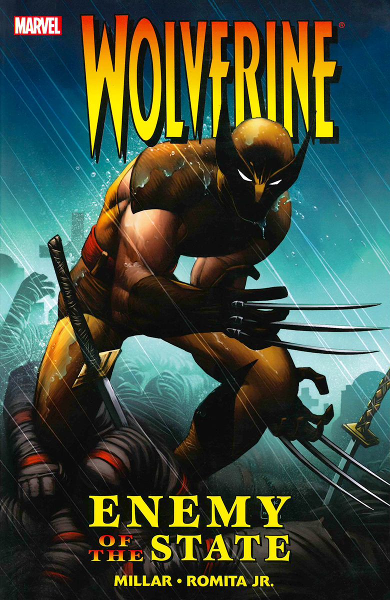 Wolverine - Ennemi d'État 1 - Wolverine: Enemy Of The State