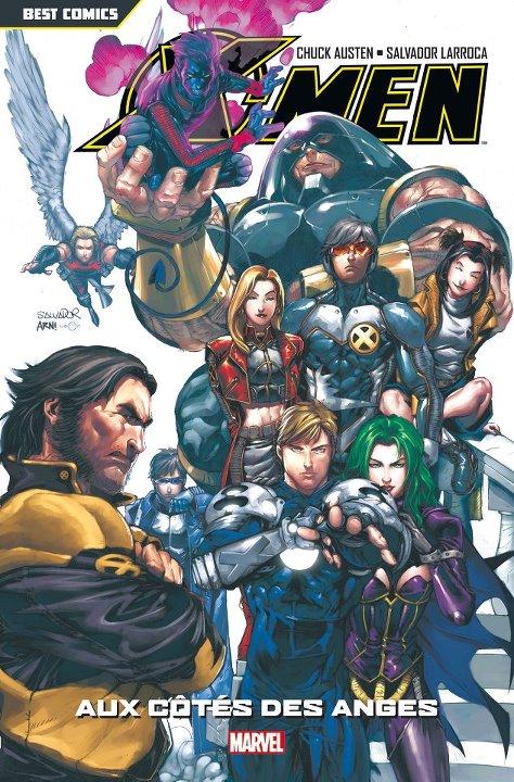 X-Men - Best Comics 2 - Aux côtés des anges