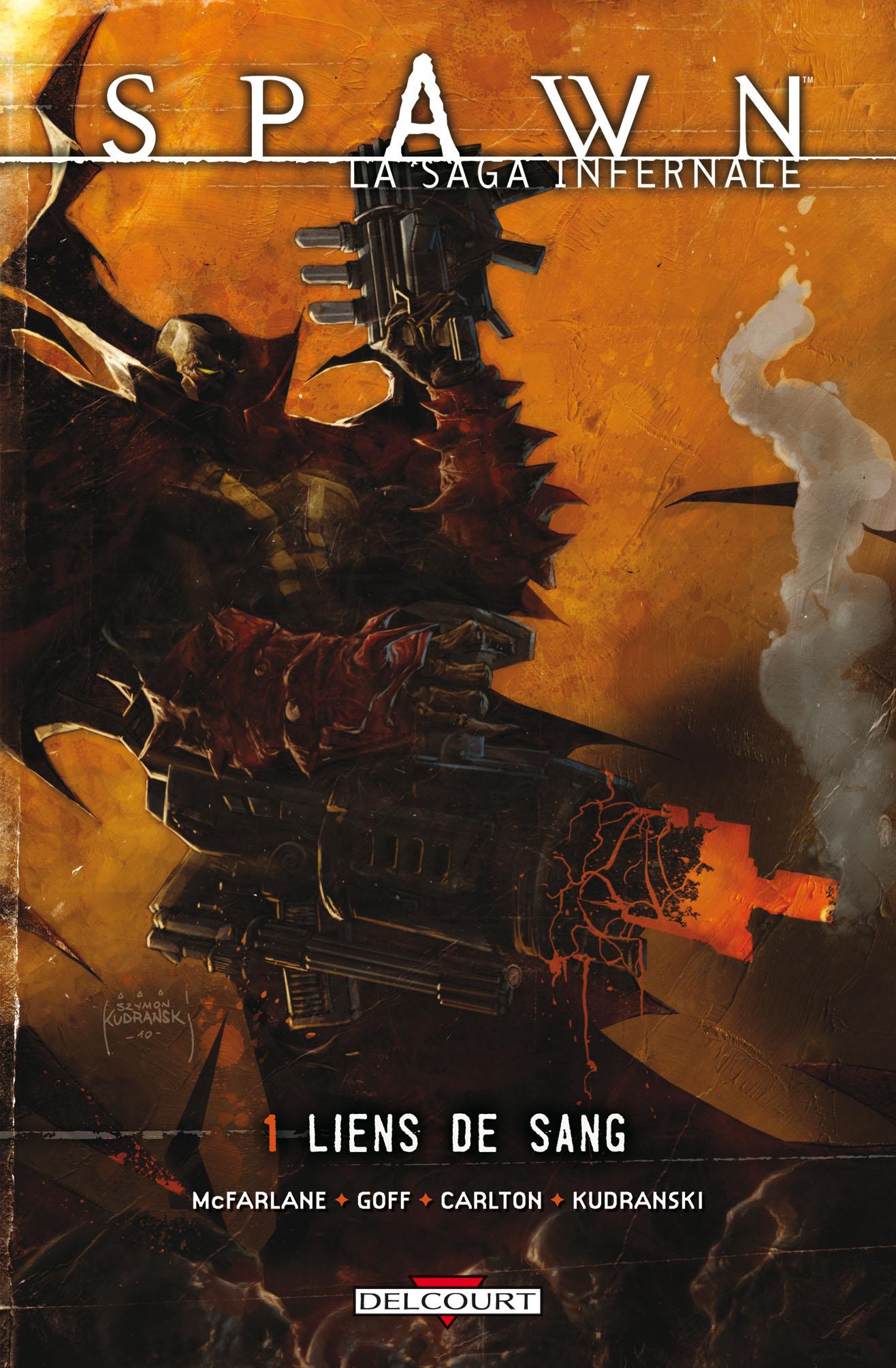 Spawn - La saga infernale 1 - Liens de sang