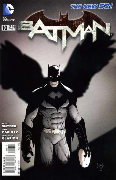 Batman 10 - 10 - cover #1