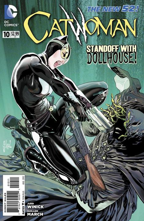 Catwoman 10 - 10