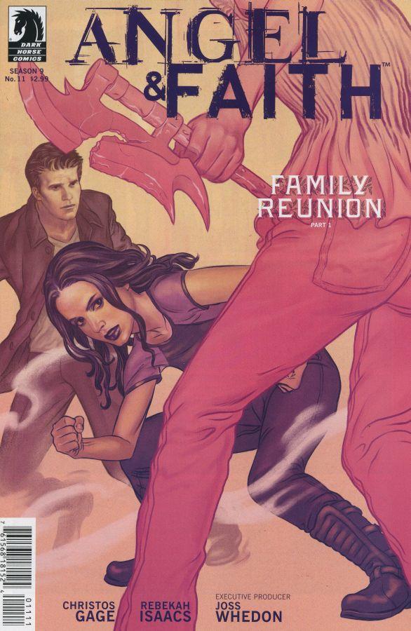 Angel & Faith 11 - Family Reunion Part One