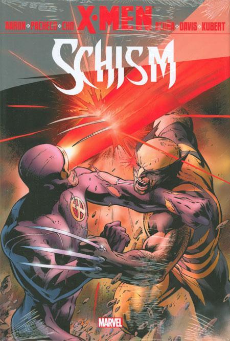 X-men - Schism 1 - schism