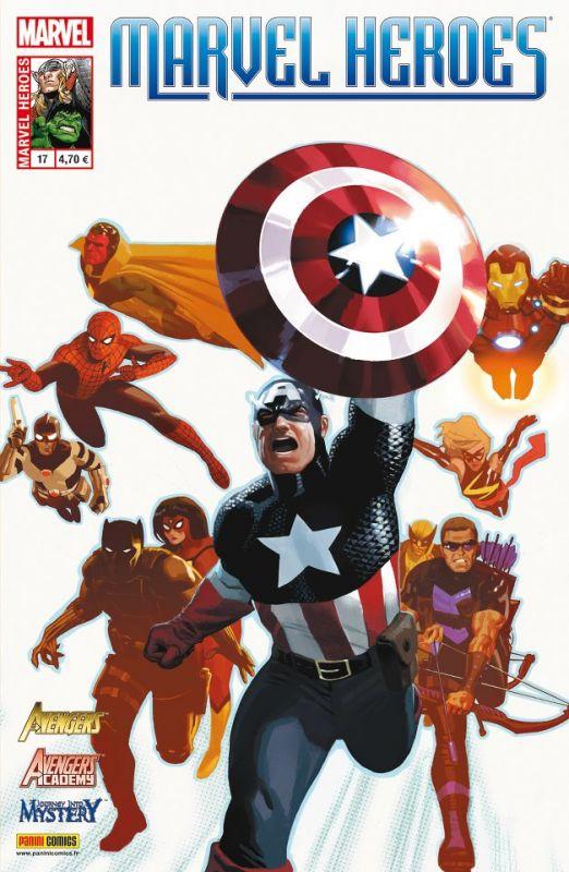 Marvel Heroes 17 - Fear itself