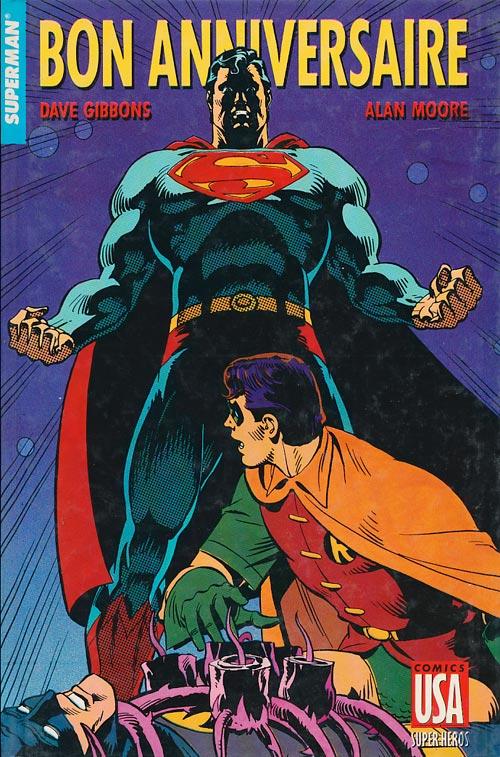 Collection Super Héros 10 - Bon anniversaire