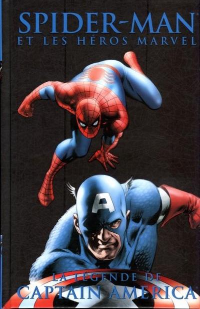 Spider-man et les héros Marvel 9 - La légende de Captain América