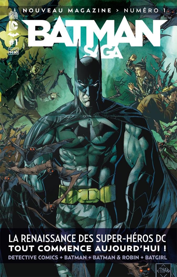 Batman Saga 1 - 1B