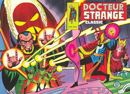 Docteur Strange 1 - Docteur Strange Classic
