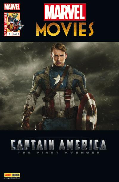 Marvel Movies 3 - Captain America