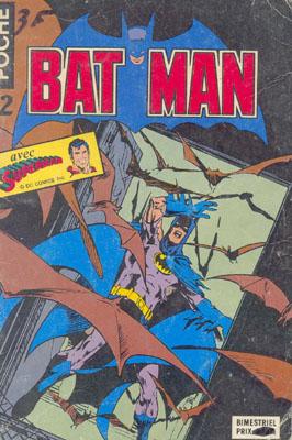 Batman Poche 22 - La maison des illusions
