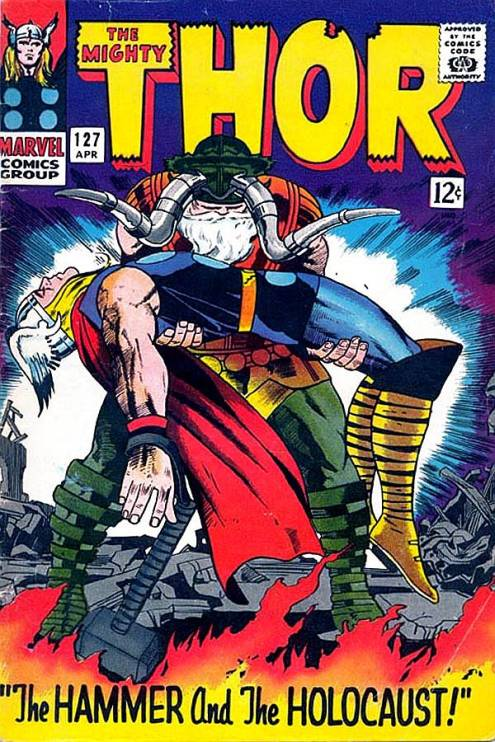 Thor 127 - The Hammer and the Holocaust!