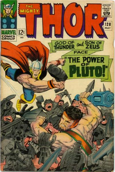 Thor 128 - The Power of Pluto!