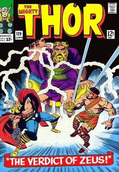 Thor 129 - The Verdict of Zeus!