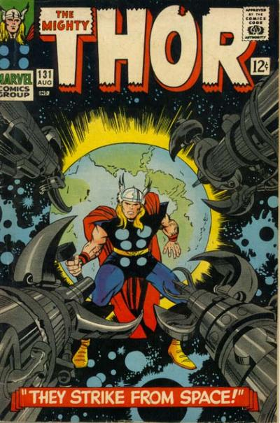 Thor 131 - They Strike From Space!