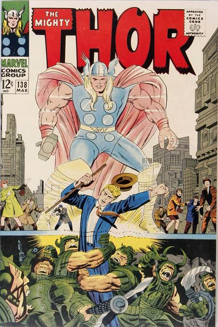 Thor 138 - 138